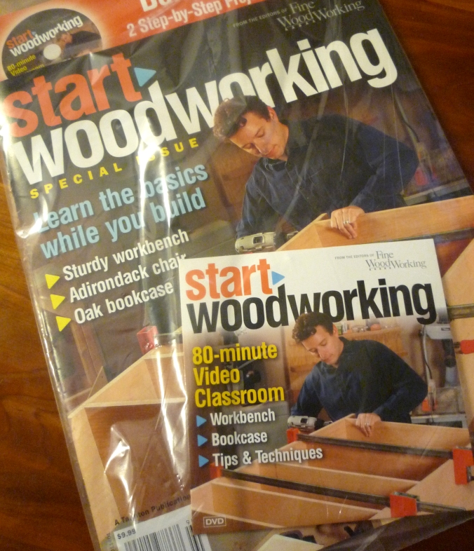 start-woodworking
