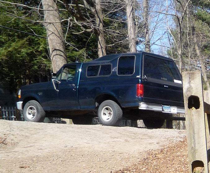 1995 Ford F150 Pickup