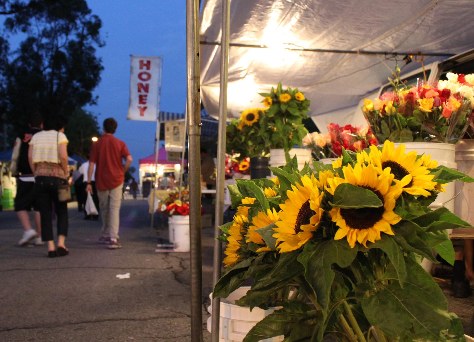 South Pasadena Farmer's Market