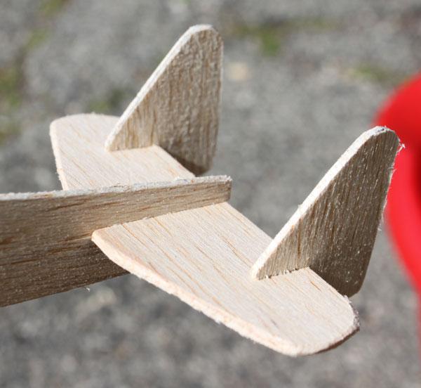 Balsa Wood Glider Designs