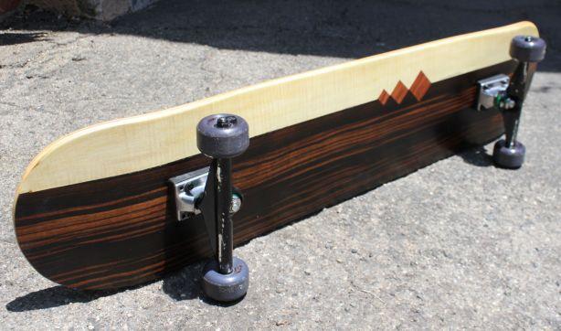 ebony wood veneer